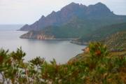Der Westen Korsikas: rau, feslig und einsam