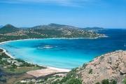 Korsika Plage de Santa Giulia