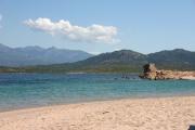 Korsika Plage de Tonnara Bucht von Tonnara
