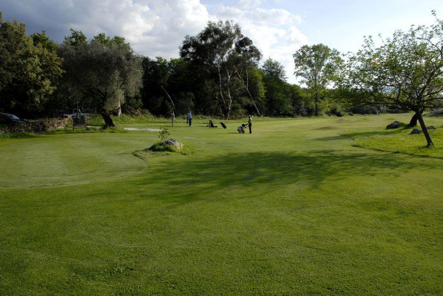 Der in der Balagne gelegene Golfplatz Reginu hat 9 Spielbahnen und wurde im Mai 2007 von der Französischen Golf-Federation anerkannt