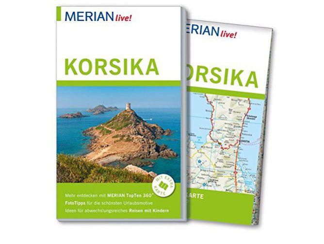 Merian live! Korsika von Timo Lutz