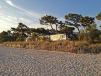 Der Tramway de la Balagne macht Halt an jedem Strand