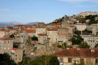 Das kleine Städtchen Sartène hat etwa 3.500 Einwohner und liegt südlich von Propriano