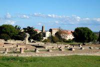 Aleria, die einstige Hauptstadt der Insel, gehört zu den wichtigen Städte des Altertums aus dem vorgeschichtlichen Korsika.