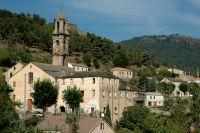 Das 1000-Seelen-Dorf Morosaglia thront in 817 Metern Höhe im Nordwesten der Castagniccia, knapp 18 Kilometer von Corte entfernt.