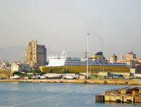 Der Hafen von Livorno
