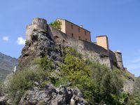 Die Zitadelle entstand im Jahre 1419 unter dem korsischen Abenteurer Vincentello d'Istria.