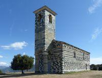 San Michele de Murato Pisanisches Prachtstück auf dem Bergkamm von Murato