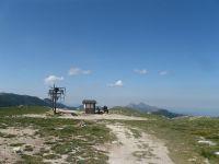 Das Skigebiet von Val d'Ese im Sommer