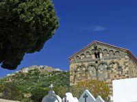 Chapelle de la Trinité, mit Blick auf Sant'Antonino im Hintergrund