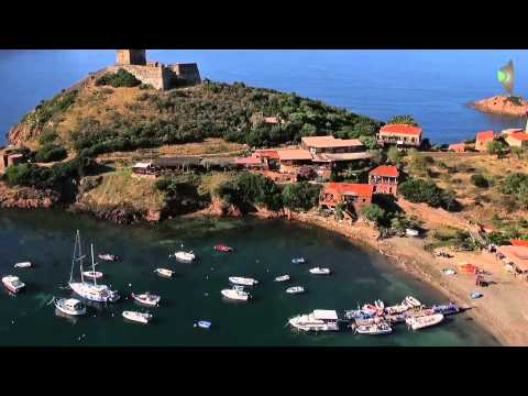 Das ehemalige Piratendorf von Girolata ist nur zu Fuß oder per Boot erreichbar.