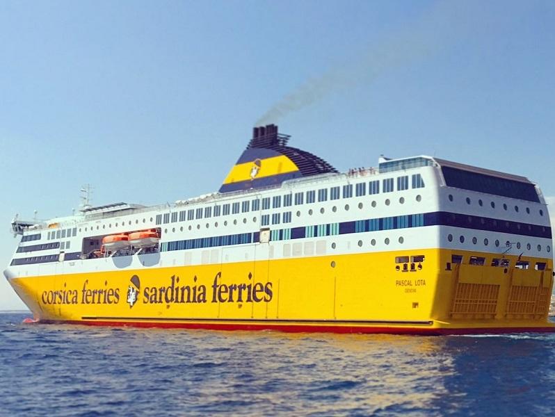 Corsica Ferries NGV Megas Ferries welche Unterschiede