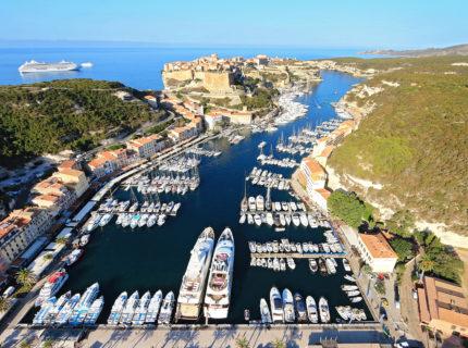 das Boot die wirtschaftlichste Lösung, um nach Korsika zu fahren